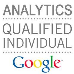 Google Analytics Qualified Individual